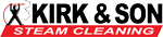 Kirk & Son Steam Cleaning Logo
